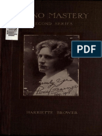 Piano Mastery - Talks With Master Pianists And Teachers-Second Series (By Harriette Brower) (1917).pdf