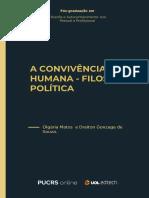 A+convivência+humana