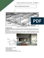 Cours TRC (Techniques et réglements de la construction) CH3