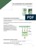 energieplus-lesite.be-Prédimensionner les condensateurs de compensation