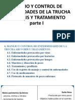 4. MANEJO Y CONTROL DE ENFERMEDADES DE LA TRUCHA parte i