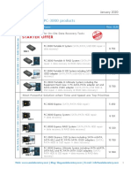 PC-3000 Products Price List_EUR