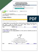 Modelo de Guia de Estudos (1) Fisica 3ano 4ºBimestre