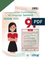 Cuadernillo-CompetenciasComunicativasenLenguajeLectura-9-1