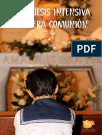 Catequesis intensiva Primera Comunión Tema 1