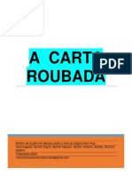 A CARTA ROUBADA