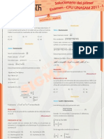 solucionario 1er examen ARITMETICA - ALGEBRA - CPU UNASAM 2011