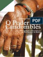 Santos_2009_o Poder Dos Candomblés
