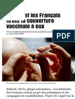 Comment les Français tirent la couverture vaccinale à eux - Libération