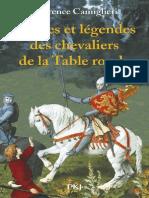 Contes et légendes des Chevaliers de la Table Ronde by Laurence Camiglieri (z-lib.org).epub