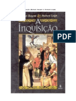A INQUISIÇÃO - Michael Baigent & Richard Leigh