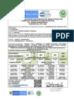 FUEC - WGX - 255 CHIVOLO-BARRANQUILLA-CHIVOLO 04-12-20