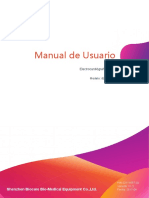 MANUAL DE USUARIO ELECTROCARDIOGRAFO BIOCARE