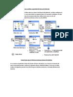 Configuracion de baterias, rectificador y temp ZTE