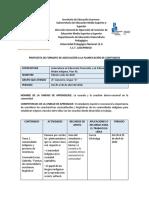 Segundo Semestre, Plan 90. Planificación de contenidos.docx