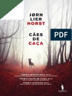Caes de Caca - Jorn Lier Horst.epub