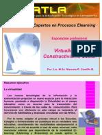 Exposición Profesional - Virtualidad y Constructivismo Social