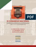 IX Congreso de Derecho del Trabajo - Silvia Rebaza
