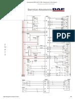 Электросхема EBS 2 DAF XF105 - Автозапчасти и автоХитрости
