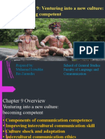 Intercultural Communication - Chapter 9.ppt