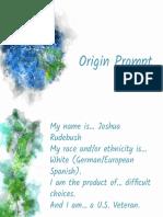 origin prompt