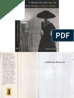 A moda do seculo XX - Valerie Mendes e Amy de la Haye