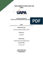 Tarea 1 Generalidades de la Administracion de Operaciones