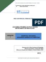 Guía  DE LEUCEMIA PROMIELOCITICA AGUDA.doc