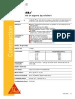 Ficha Técnica - Cordão de Polietileno para Juntas Sika.pdf