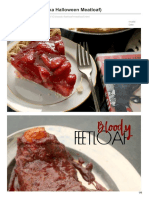 Pie - allroadsleadtothe.kitchen-Bloody Feetloaf aka Halloween Meatloaf