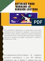 ESTRATEGIAS PARA LA COM´PRENSIÓN LECTORA.pptx