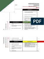 Matriz Dofa (componente de produccion de platano)