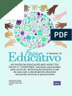Coleção Fazer Educativo Volume 16