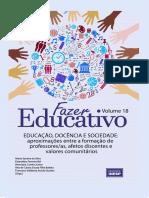 Coleção Fazer Educativo Volume 18