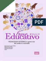 Coleção Fazer Educativo Volume 20