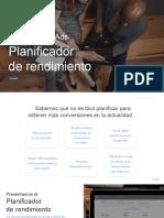 performance_planner_product_deck_global_q1_2019_es_419
