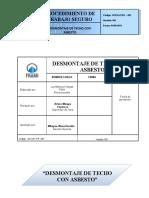 PTS.DESMONTAJE DE TECHO CON ASBESTO.pdf