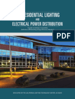 Non residential Lighting and Electrical Power Distribution - A guide to meeting or exceeding California's 2016 Building Energy Efficiency Standards