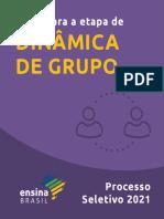 eBook Dinâmica de Grupo