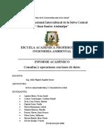 INFORME OFICIAL DE BASE DE DATOS