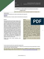 DENSIDAD URBANA, FORMA Y SOCIABILIDAD EN LA CIUDAD NEOLIBERAL E CASO DE SANTA ISABEL EN SANTIAGO DE CHILE