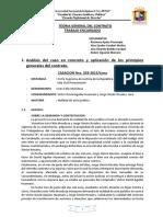 ANALISIS Y APLICACION DE PRINCIPIOS CAS-535