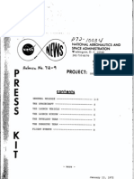 Intelsat IV Press Kit 011772