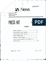 Intelsat IV Press Kit 051875