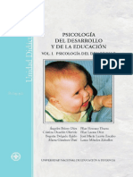 Psicologà a del desarrollo y de la educación psicologà a del de