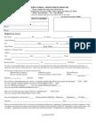 Iowa board application form