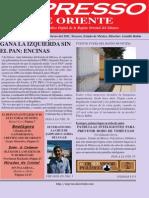 Expresso de Oriente 14 Febrero 2011