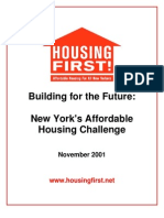 BuildingFortheFutureHousingFirst