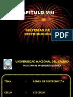 CAP VIII sistemas de distribucion. (2).ppt