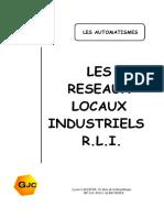 Les réseaux locaux industriels R.L.I